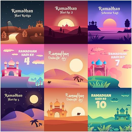 Countdown-Ramadhan-B