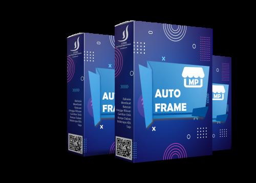 COVER 3D AUTO FRAME MP 2